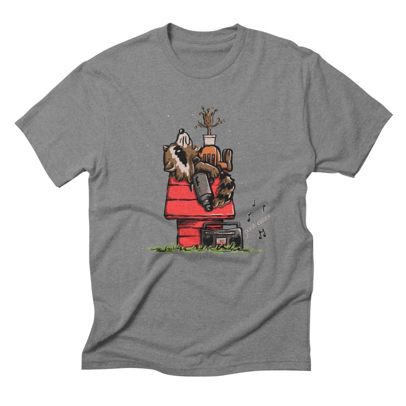 Peanut Guardians Men's Triblend T-shirt by kellabell9