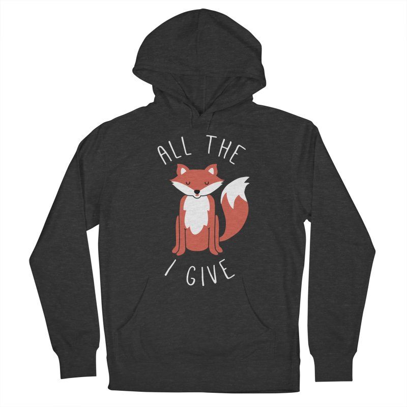 All the Fox Men's Pullover Hoody by kellabell9