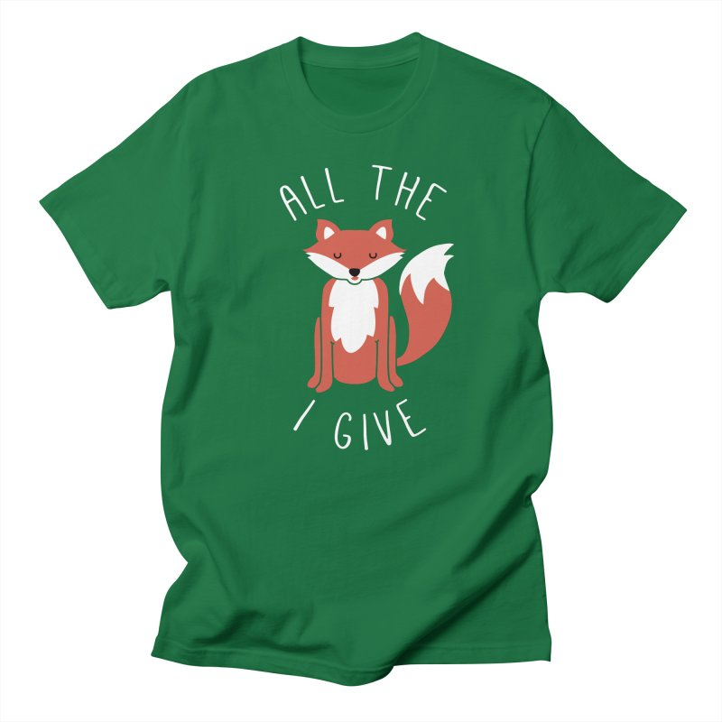 All the Fox Men's T-Shirt by kellabell9