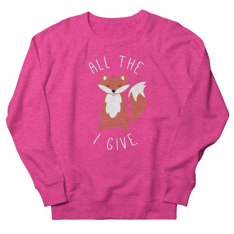 All the Fox Men's Sweatshirt by kellabell9