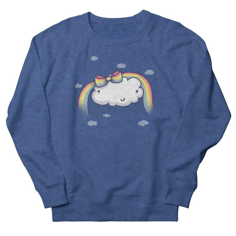 Rainbow's Bow Women's Sweatshirt by kellabell9