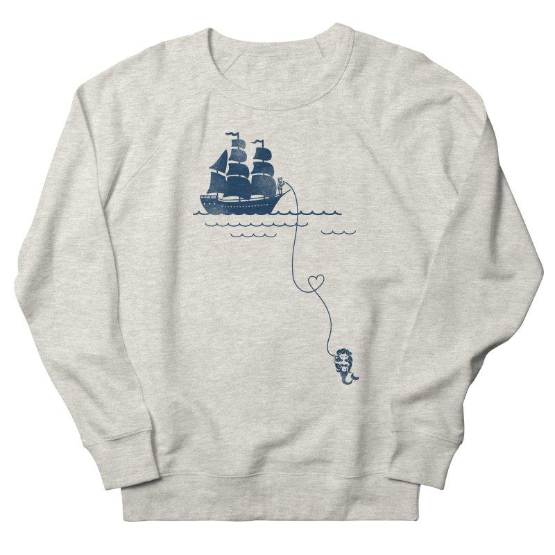 Love Distance Love Women's French Terry Sweatshirt by kellabell9
