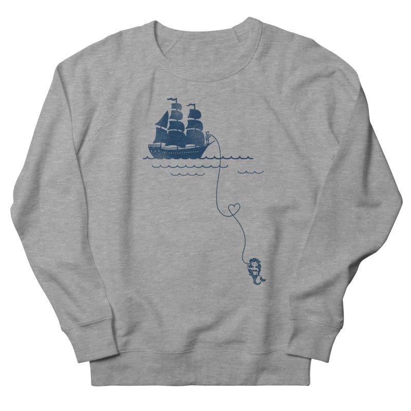 Love Distance Love Men's Sweatshirt by kellabell9