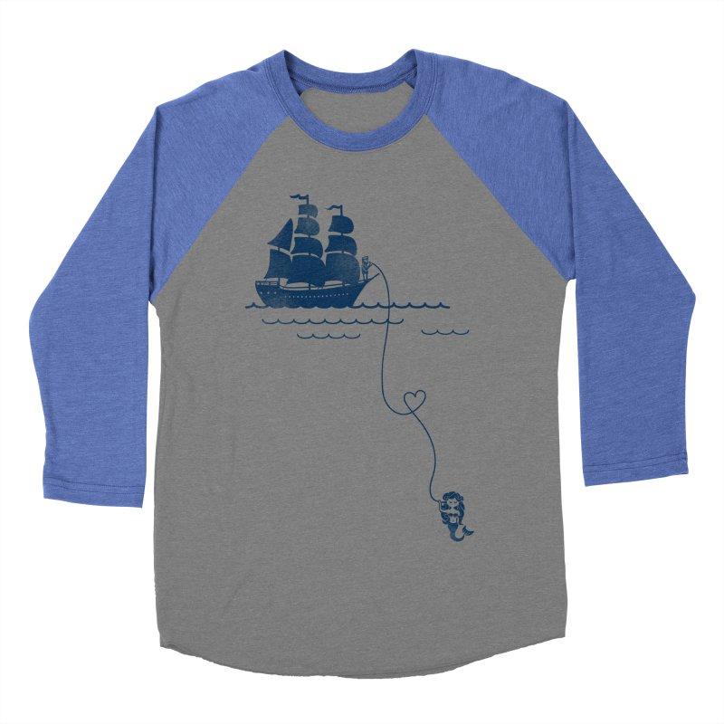 Love Distance Love Women's Baseball Triblend Longsleeve T-Shirt by kellabell9