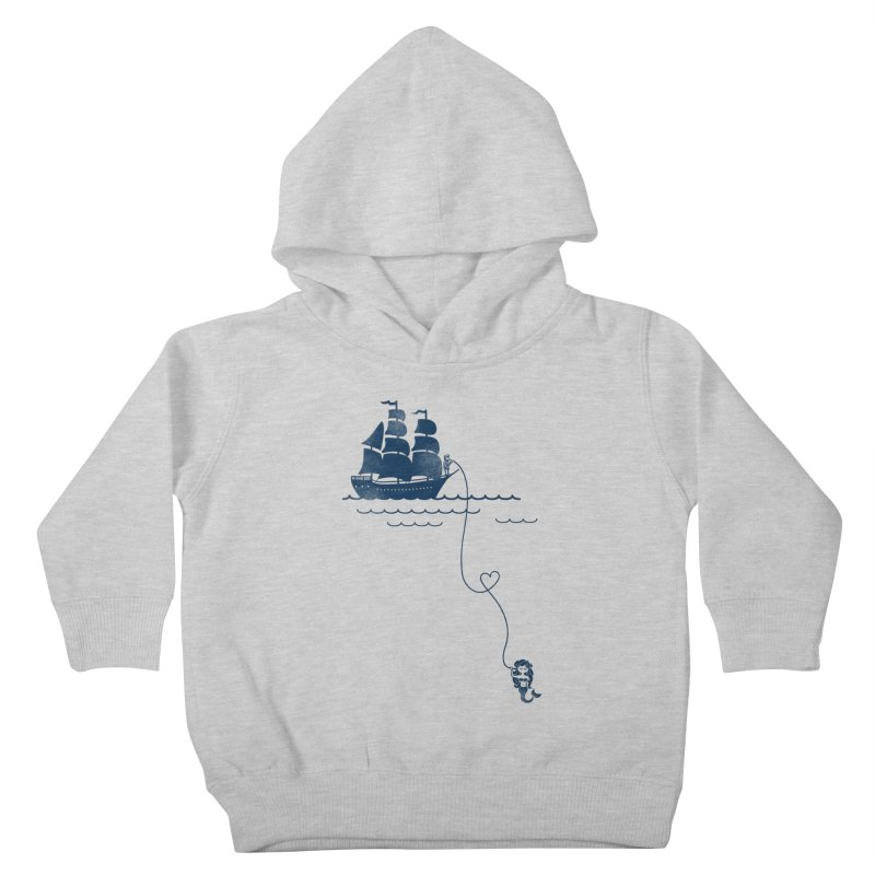 Love Distance Love Kids Toddler Pullover Hoody by kellabell9