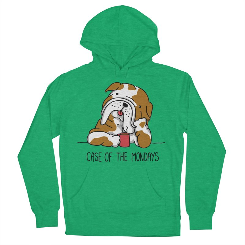 Case of the Mondays Women's French Terry Pullover Hoody by kellabell9
