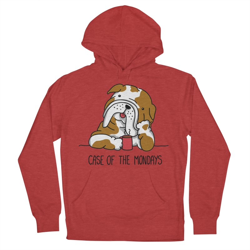 Case of the Mondays Men's Pullover Hoody by kellabell9