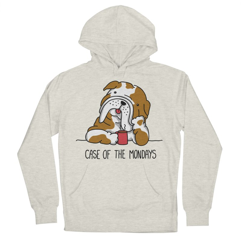 Case of the Mondays Men's French Terry Pullover Hoody by kellabell9
