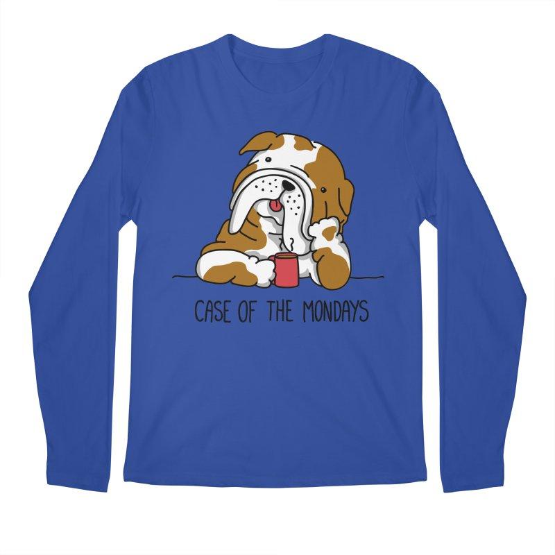 Case of the Mondays Men's Regular Longsleeve T-Shirt by kellabell9