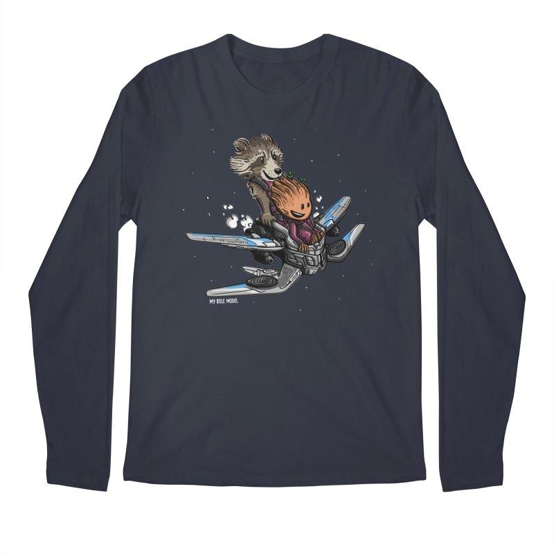 Role Models Men's Regular Longsleeve T-Shirt by kellabell9