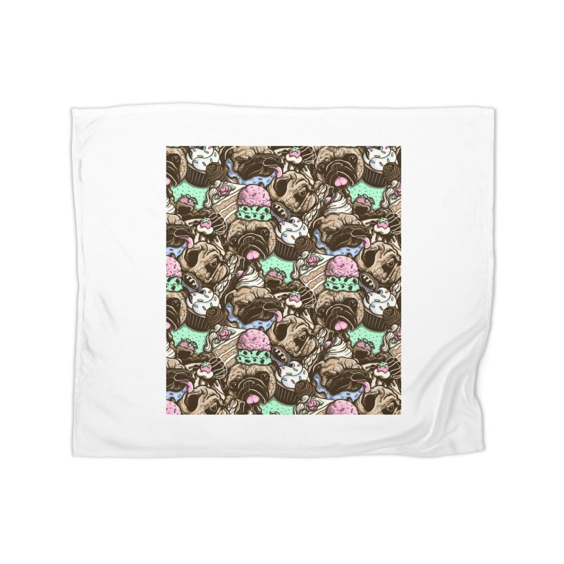 Dogs and Desserts Home Blanket by kellabell9
