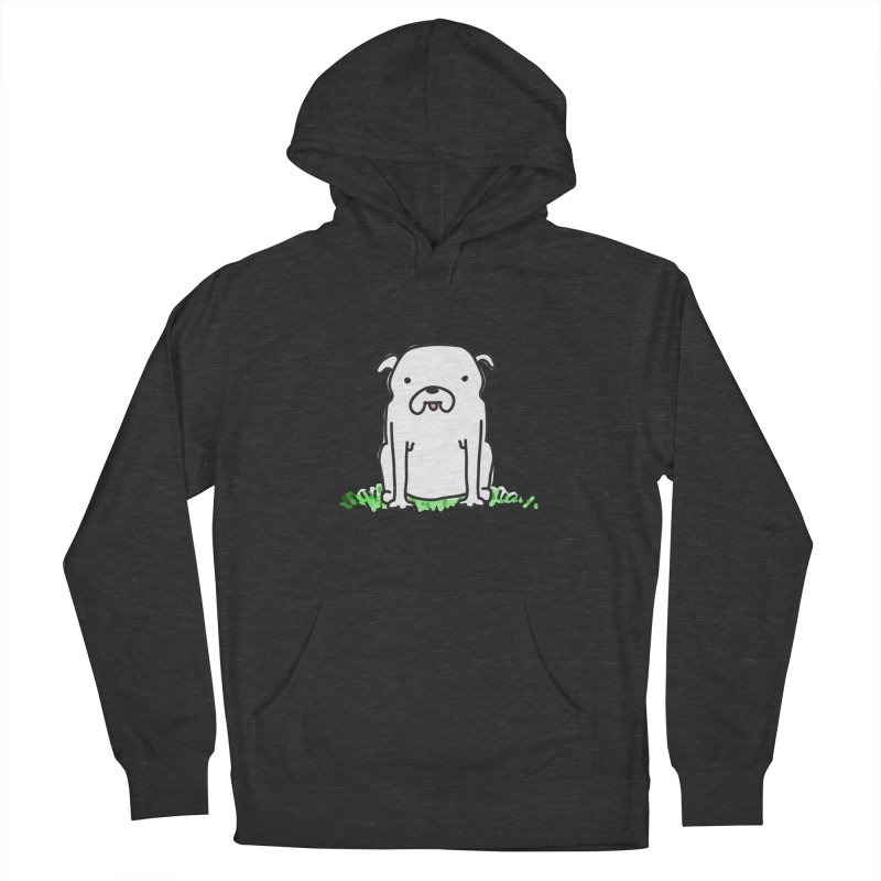 Dog Doodle Women's Pullover Hoody by kellabell9