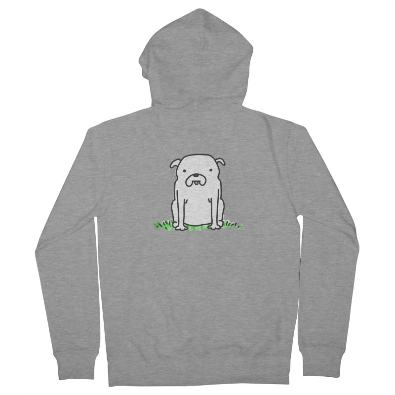 Dog Doodle Women's Zip-Up Hoody by kellabell9