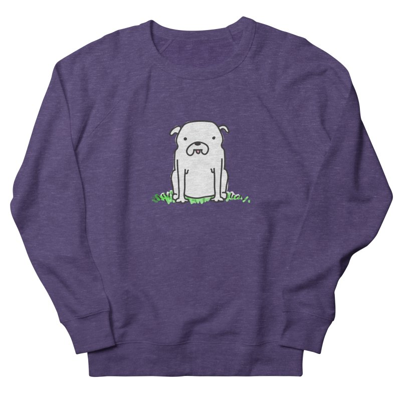 Dog Doodle Women's French Terry Sweatshirt by kellabell9