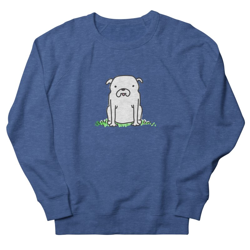 Dog Doodle Men's French Terry Sweatshirt by kellabell9