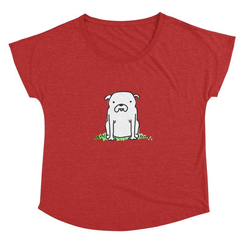 Dog Doodle Women's Dolman by kellabell9