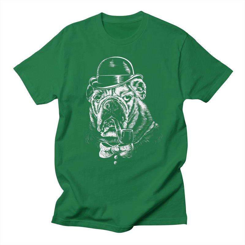 English Gentleman Men's Regular T-Shirt by kellabell9