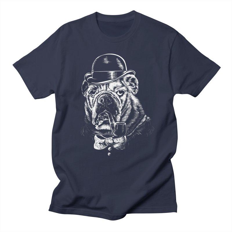 English Gentleman Men's T-Shirt by kellabell9
