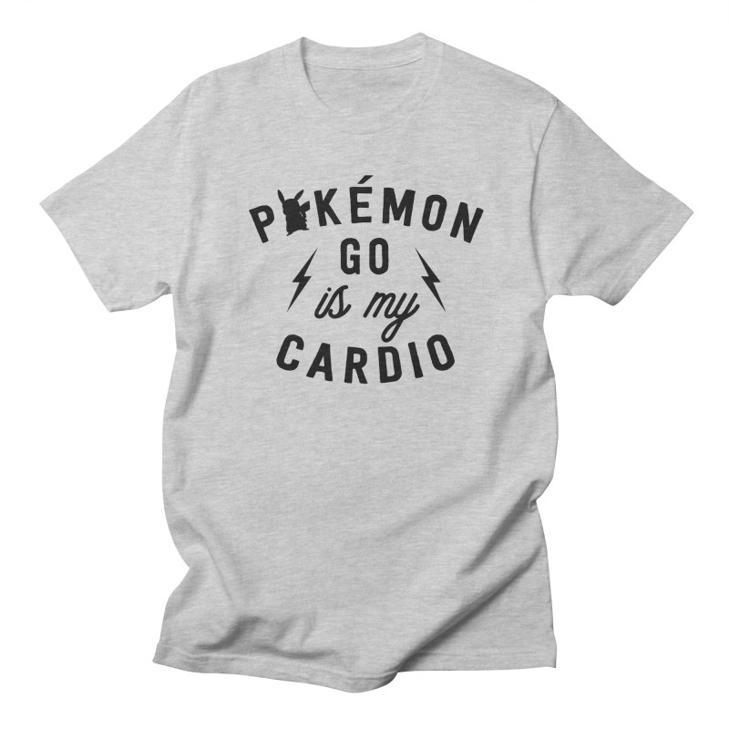 Cardio Men's T-Shirt by kellabell9