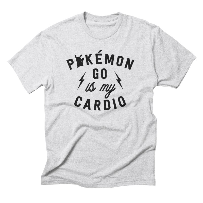 Cardio Men's Triblend T-Shirt by kellabell9