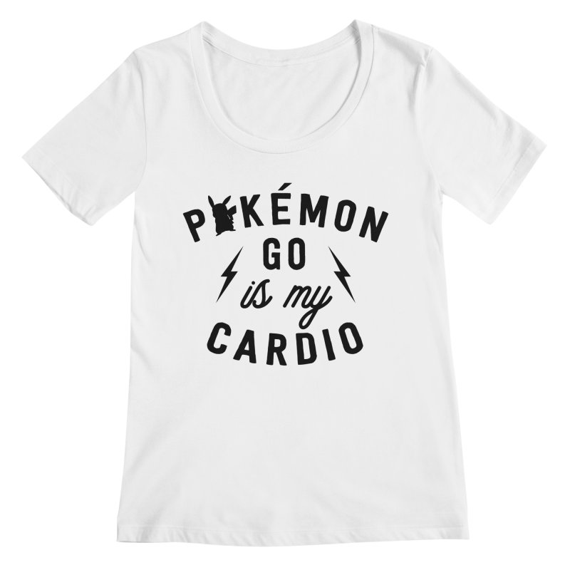 Cardio Women's Scoopneck by kellabell9