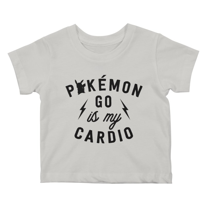 Cardio Kids Baby T-Shirt by kellabell9