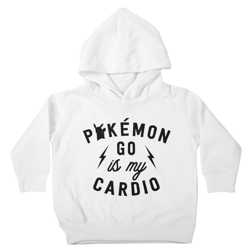 Cardio Kids Toddler Pullover Hoody by kellabell9