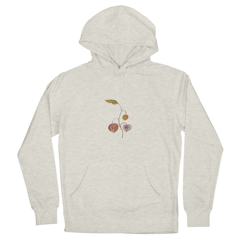 Komeiji cherry Women's French Terry Pullover Hoody by kelletdesign's Artist Shop