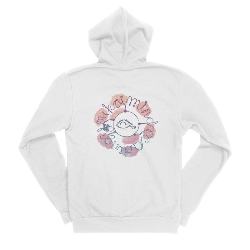 cozy third-eye Women's Zip-Up Hoody by kelletdesign's Artist Shop