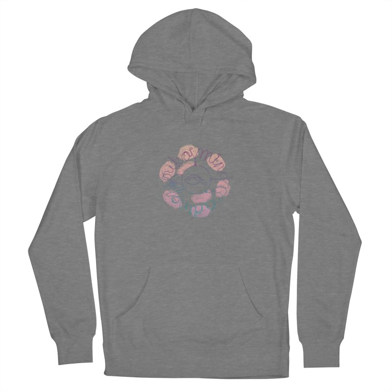 cozy third-eye Men's French Terry Pullover Hoody by kelletdesign's Artist Shop