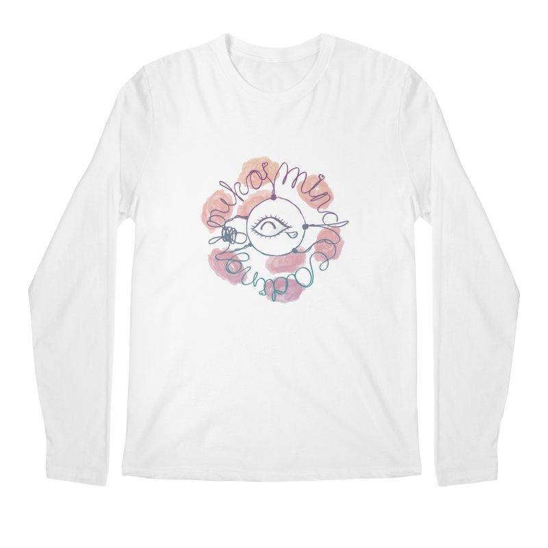 cozy third-eye Men's Regular Longsleeve T-Shirt by kelletdesign's Artist Shop