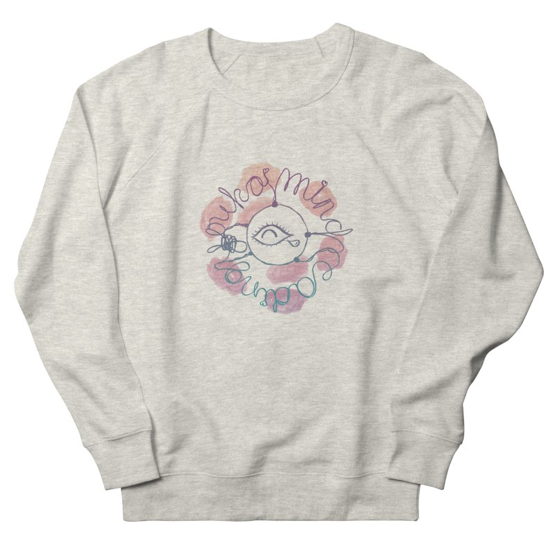 cozy third-eye Women's French Terry Sweatshirt by kelletdesign's Artist Shop