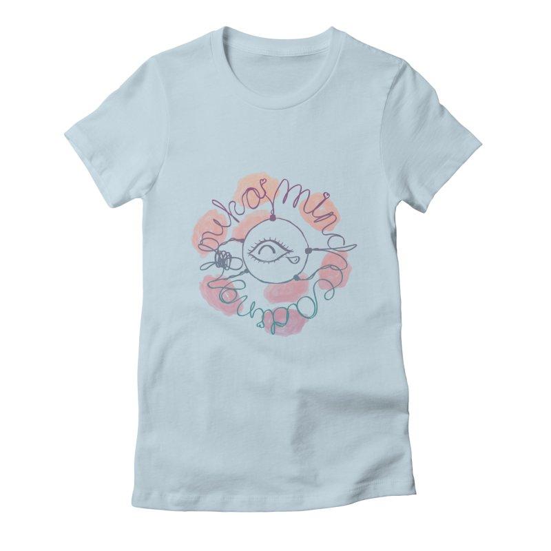 cozy third-eye Women's T-Shirt by kelletdesign's Artist Shop