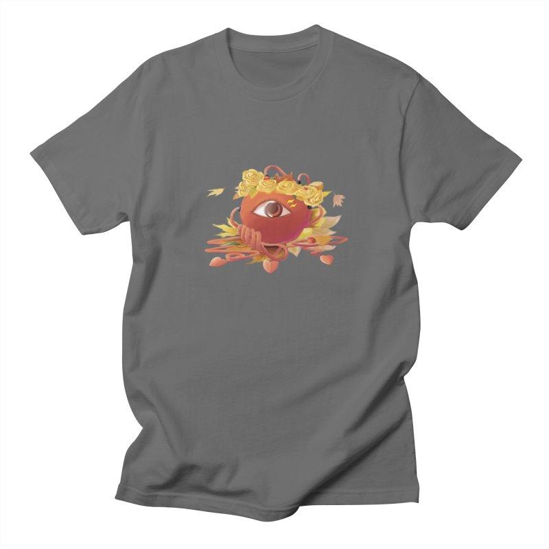 Crowned sharp eye Women's T-Shirt by kelletdesign's Artist Shop