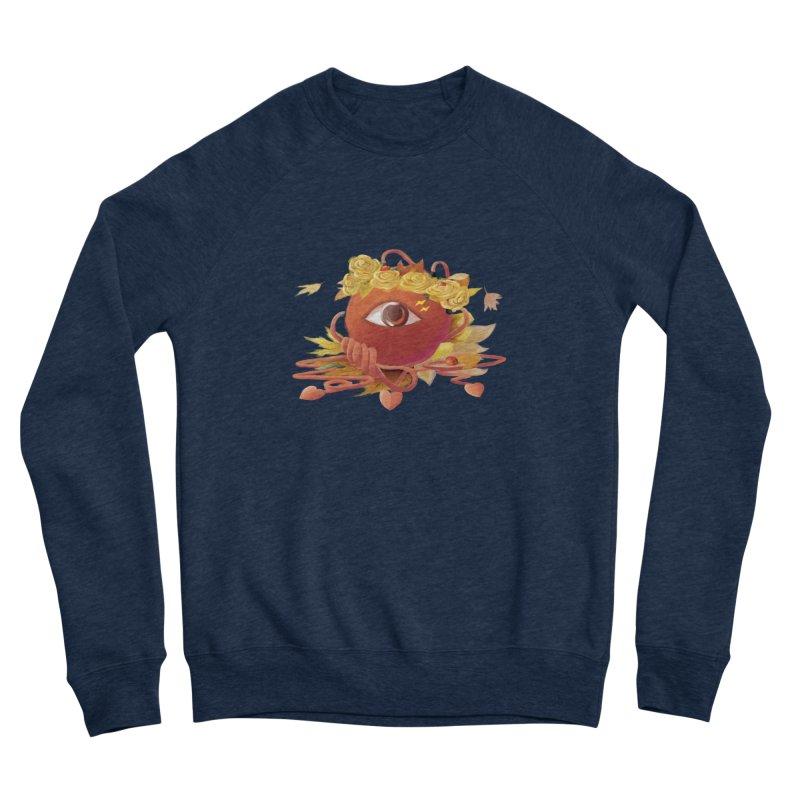 Crowned sharp eye Men's Sweatshirt by kelletdesign's Artist Shop