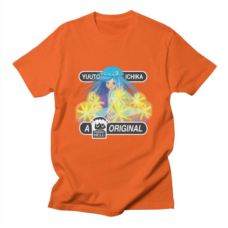 Yuuto Ichika - A Touhou Hell Original Men's T-Shirt by kelletdesign's Artist Shop