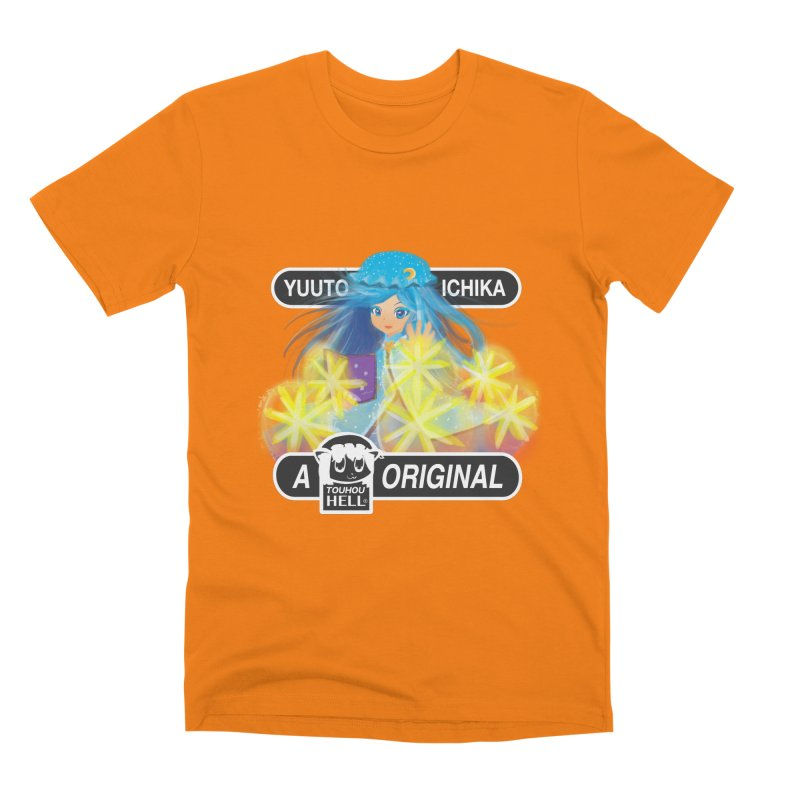 Yuuto Ichika - A Touhou Hell Original Men's T-Shirt by kelletdesign's Artist Shop