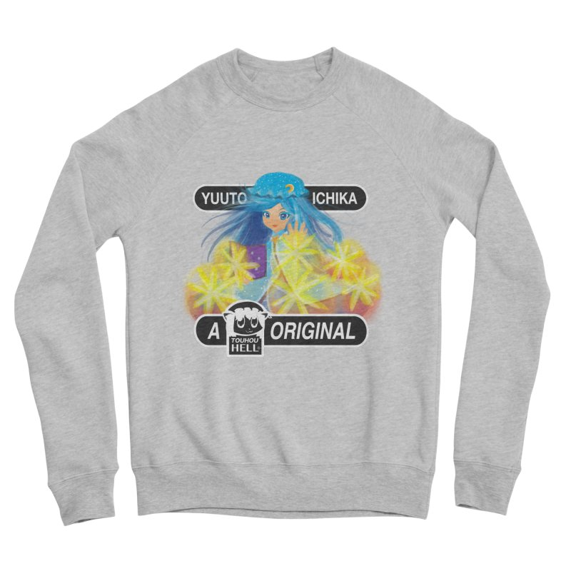 Yuuto Ichika - A Touhou Hell Original Men's Sweatshirt by kelletdesign's Artist Shop