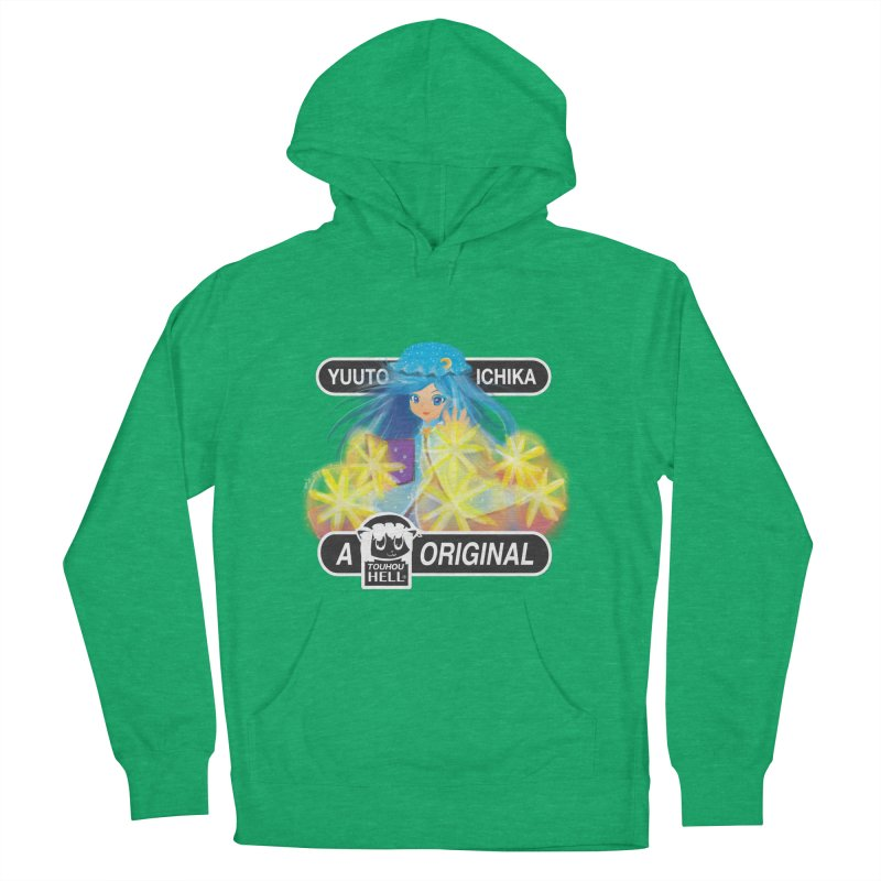 Yuuto Ichika - A Touhou Hell Original Men's French Terry Pullover Hoody by kelletdesign's Artist Shop