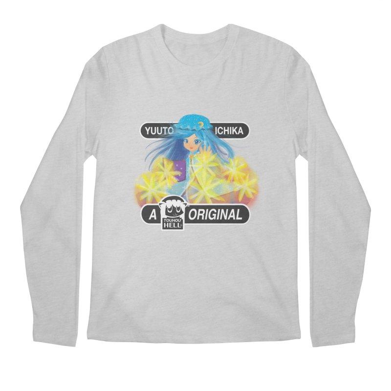 Yuuto Ichika - A Touhou Hell Original Men's Longsleeve T-Shirt by kelletdesign's Artist Shop