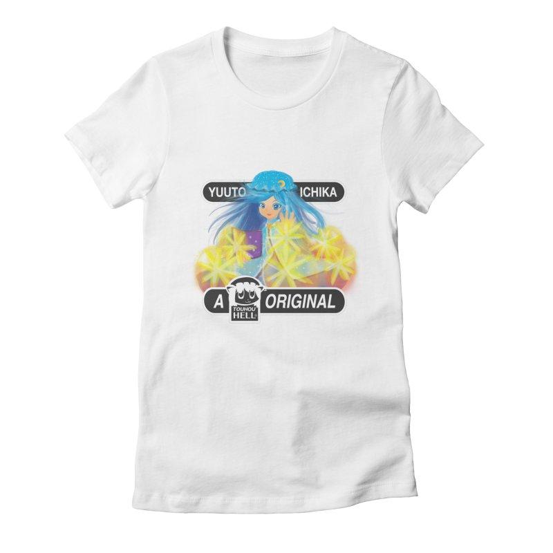 Yuuto Ichika - A Touhou Hell Original Women's T-Shirt by kelletdesign's Artist Shop