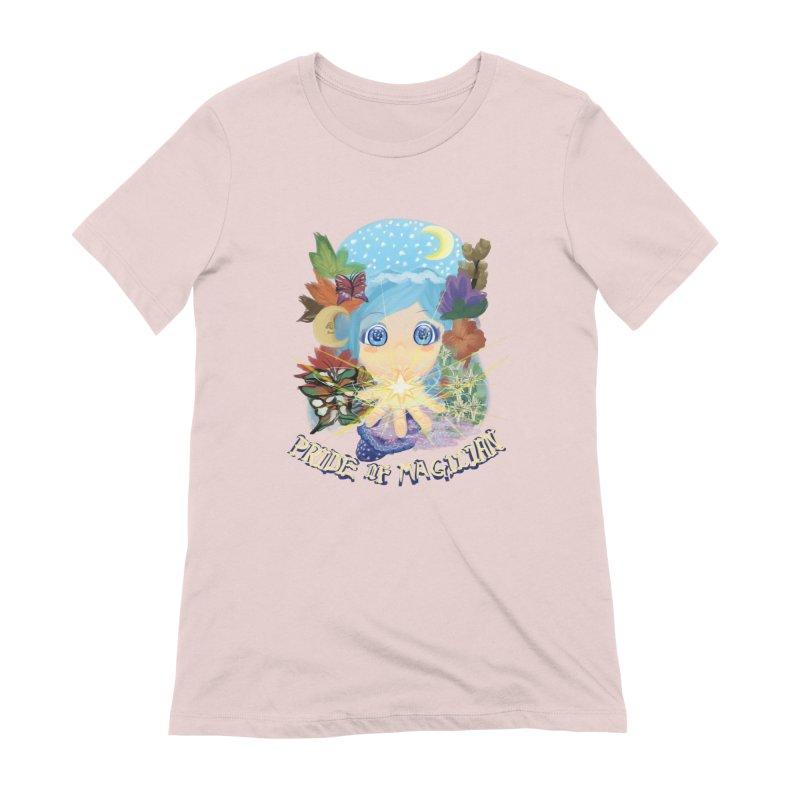 Pride of Magician Women's Extra Soft T-Shirt by kelletdesign's Artist Shop