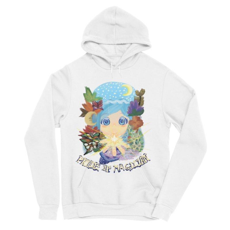 Pride of Magician Men's Sponge Fleece Pullover Hoody by kelletdesign's Artist Shop