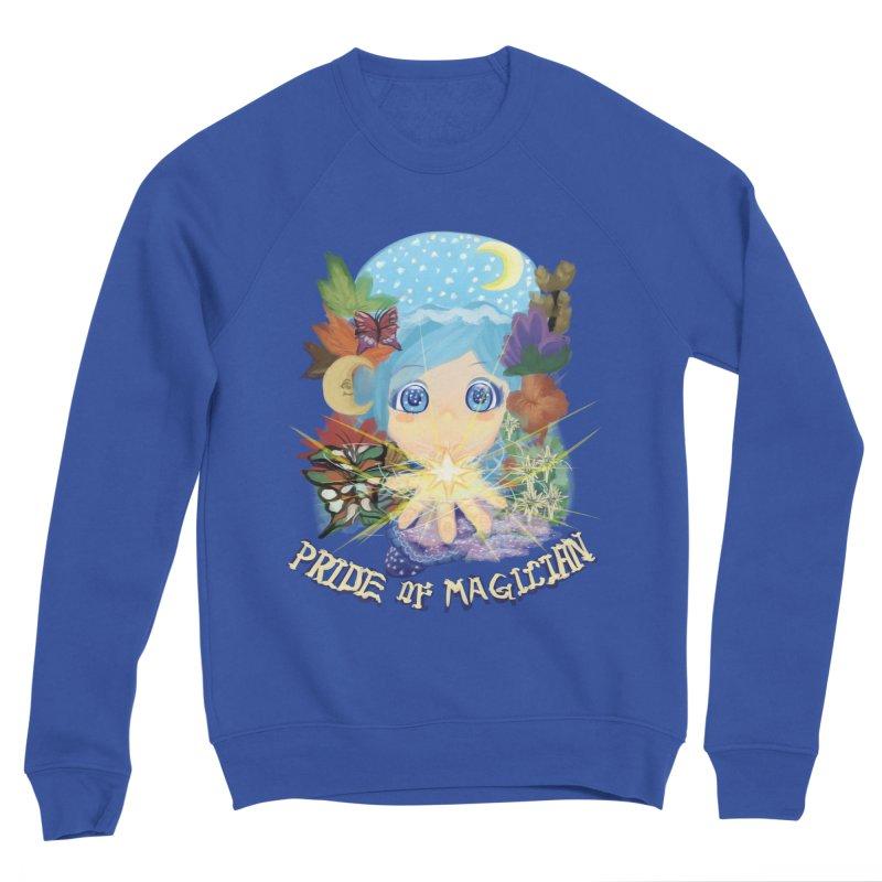 Pride of Magician Men's Sweatshirt by kelletdesign's Artist Shop