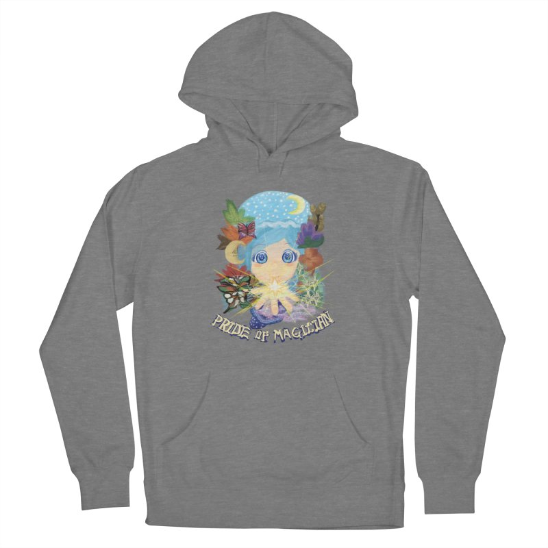 Pride of Magician Men's Pullover Hoody by kelletdesign's Artist Shop