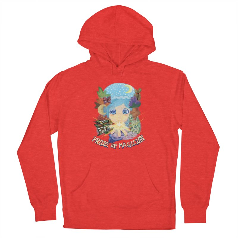 Pride of Magician Men's Pullover Hoody by kelletdesign's Artist Shop