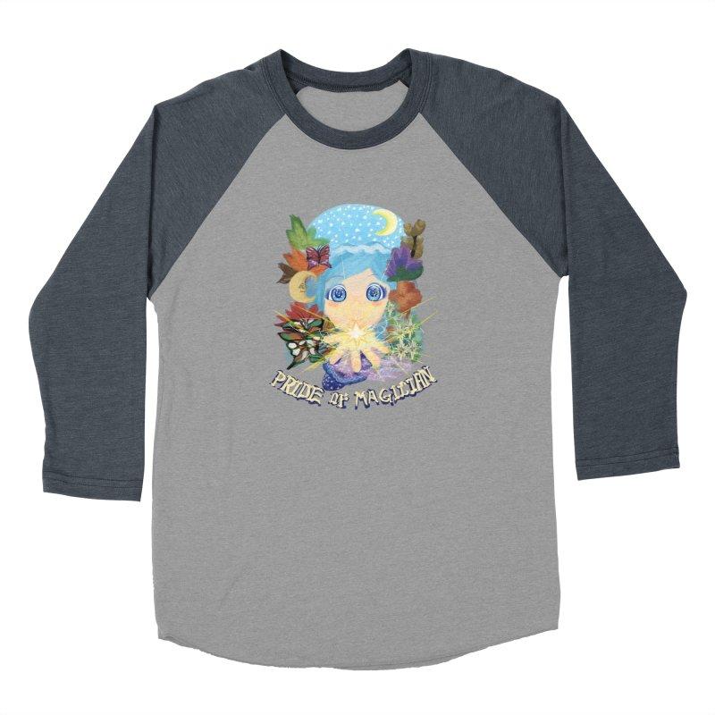 Pride of Magician Women's Longsleeve T-Shirt by kelletdesign's Artist Shop