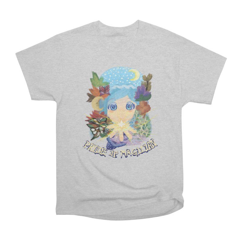 Pride of Magician Men's Heavyweight T-Shirt by kelletdesign's Artist Shop