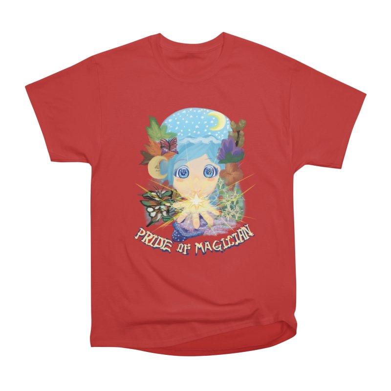 Pride of Magician Women's Heavyweight Unisex T-Shirt by kelletdesign's Artist Shop