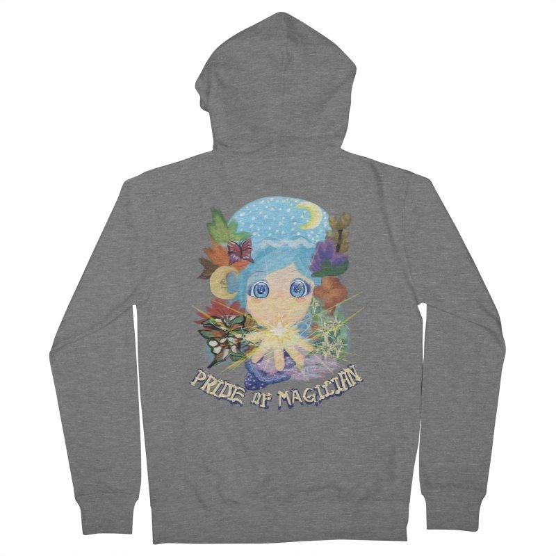 Pride of Magician Women's Zip-Up Hoody by kelletdesign's Artist Shop